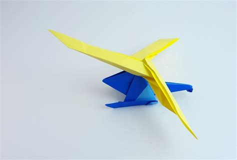 Origami Helicopter That Flies - origami airplanes page 1 of 2 gilad s origami page