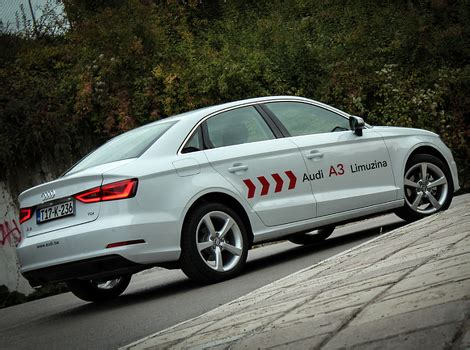Audi A3 Limousine 2 0 Tdi Test by Test Audi A3 Limousine 2 0 Tdi Attraction Plod