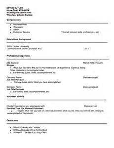 Resume Writing Tips Tips To Write A Curriculum Vitae