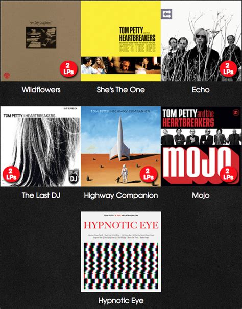 Magazine Show Vol 2 April 10 Featuring by Tom Petty And The Heartbreakers To Release Two Companion