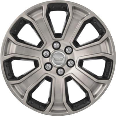 gmc yukon 1500 wheels rims wheel rim stock oem replacement