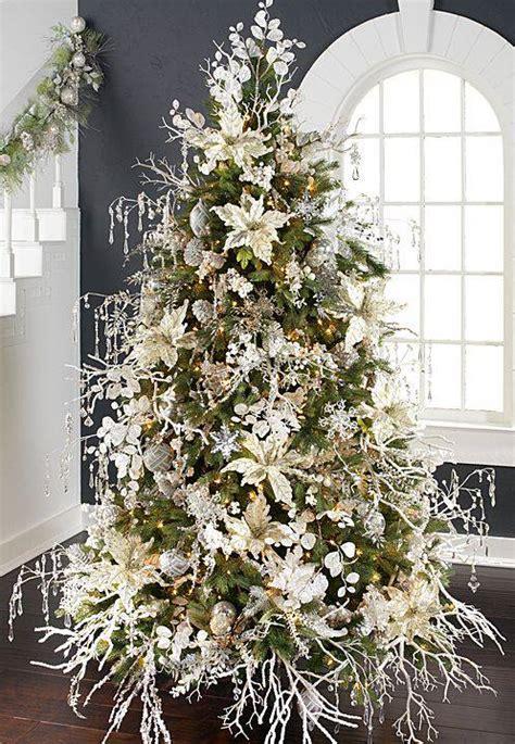 decoracion arbol de navidad elegante
