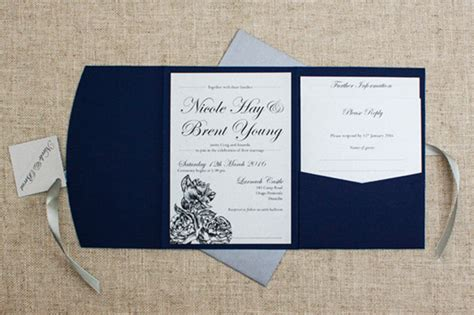pretty moon wedding invitations rustic etched roses pocketfold wedding invitation be my guest
