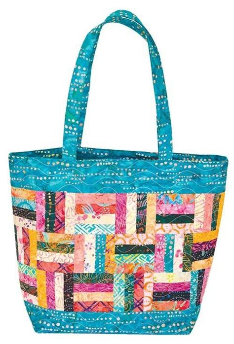 batik tote bag pattern the island breeze quilted batik tote sewing patterns