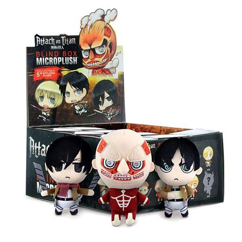 anime blind box 159 best images about thinkgeek anime on chibi and attack on titan