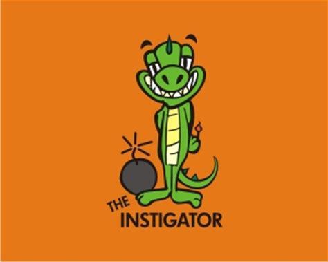 instigator designed  myste brandcrowd