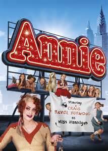Annie at the bristol hippodrome review whatsgoodtodo com your