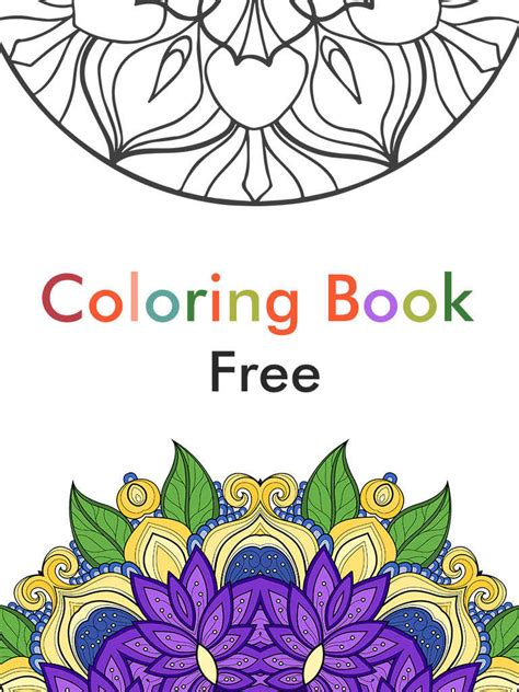 App Shopper Color Therapy Free Coloring Book For