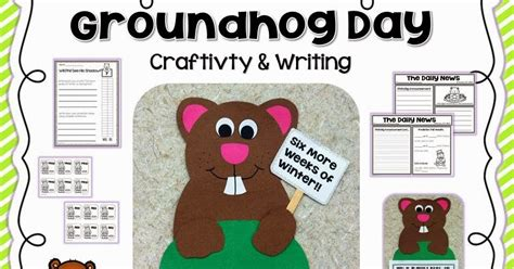 groundhog day how much time falling into groundhog day craft