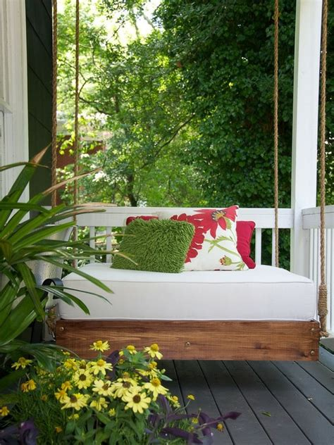 exterior decoration 39 relaxing outdoor hanging beds for your home digsdigs