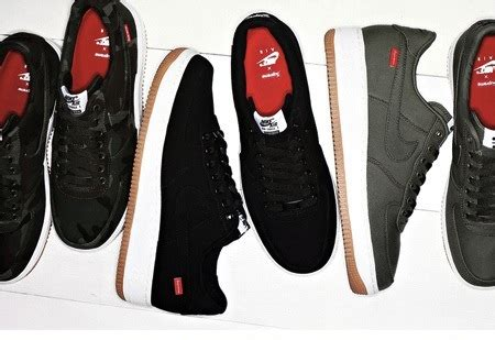 supreme clothing stockists nike x supreme air 1 low