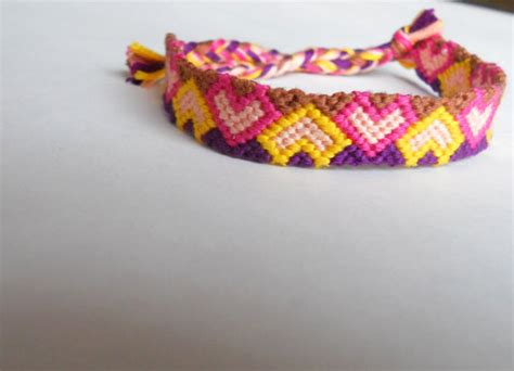 Friendship Bracelets Handmade - handmade friendship bracelet par ljknotshop sur etsy
