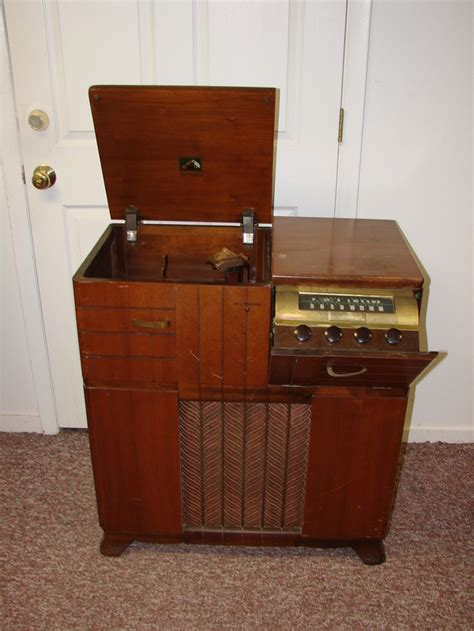 rca victrola record player radio cabinet rca victor 67v1 antique console tube radio record player