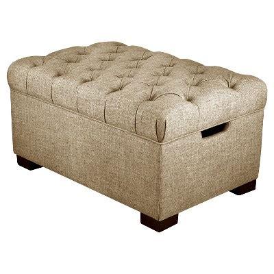 Tufted Ottoman Target Classic Tufted Slipper Chair Nate Berkus Target