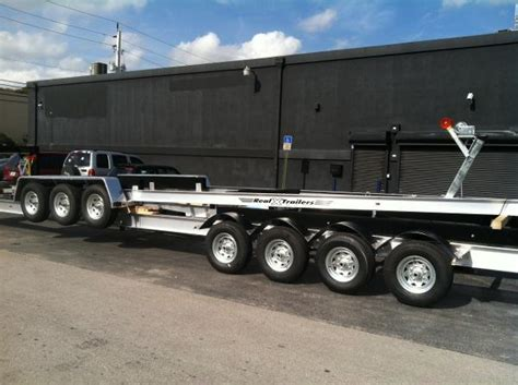 boat trailer rental miami real x trailers boats for sale