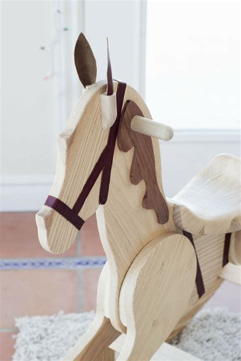woodworking plans  rocking horse woodworking projects