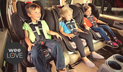 easiest to install car seat weelove the easiest way to install a car seat weespring