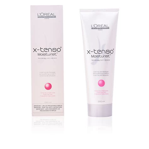 Loreal X Tenso Smoothing l or 233 al expert professionnel x tenso smoothing