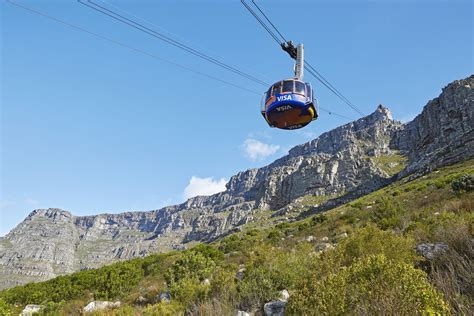 table mountain cape town table mountain aerial cableway