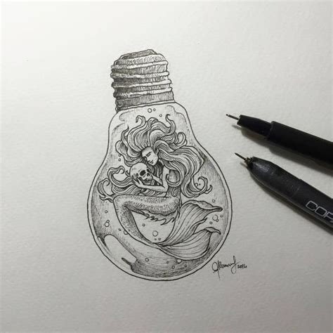 doodle god how to make lightbulb sketchy stories mermaid mermaids