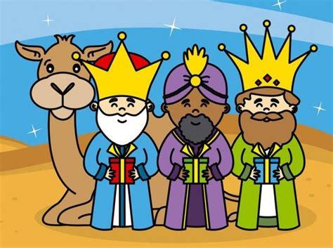 imagenes de los reyes magos con nombres carta a los reyes magos para imprimir etapa infantil