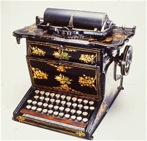 How Did The Typewriter Change Who Worked In Offices advanced placement u s history