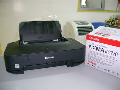 Printer Inkjet Canon Pixma Ip2770 Garansi Resmi Ip 2770 Ip27 T1310 1 canon pixma ip2770 trysale