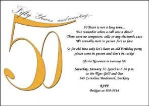 funny 50th birthday party invitation wording dolanpedia