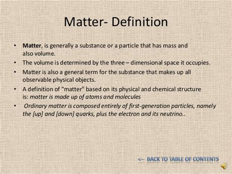 what is matter meaning inter conversion of states of matter