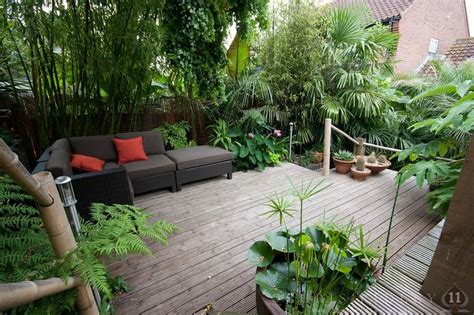 backyard tropical different deck ideas pinterest