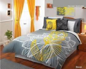 Best grey and yellow bedding set yellow and grey comforters and