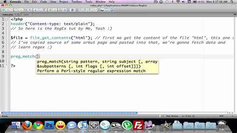 youtube regex pattern regex tutorial part i parentheses youtube