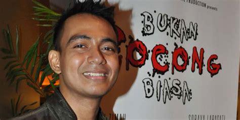 film horor komedi zacky zimah zacky zimah jangan anggap film horor indonesia gak mutu