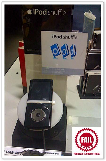 ipod shuffle best buy iphone savior best buy launches ipod fail display
