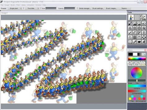 construct 2 sprite sheet tutorial pd pro 4 tutorials creating or working with spritesheets