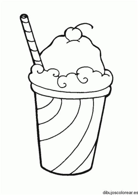 imágenes para dibujar helados dibujos infantiles dibujos para colorear