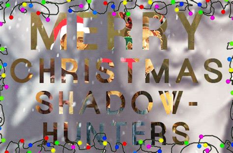 images of christmas gif im just here blogging the mortal instruments gif find