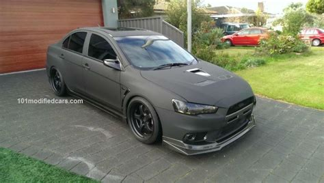 Modified Mitsubishi Lancer Evo X Jdm 10th Generation