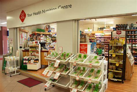 wellness shop rowens arcade go vita health centre