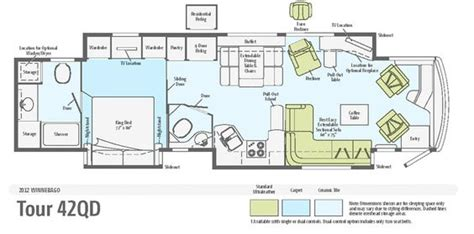 two bedroom rv floor plans rv 2 bathroom floor plans thefoursimplequestions