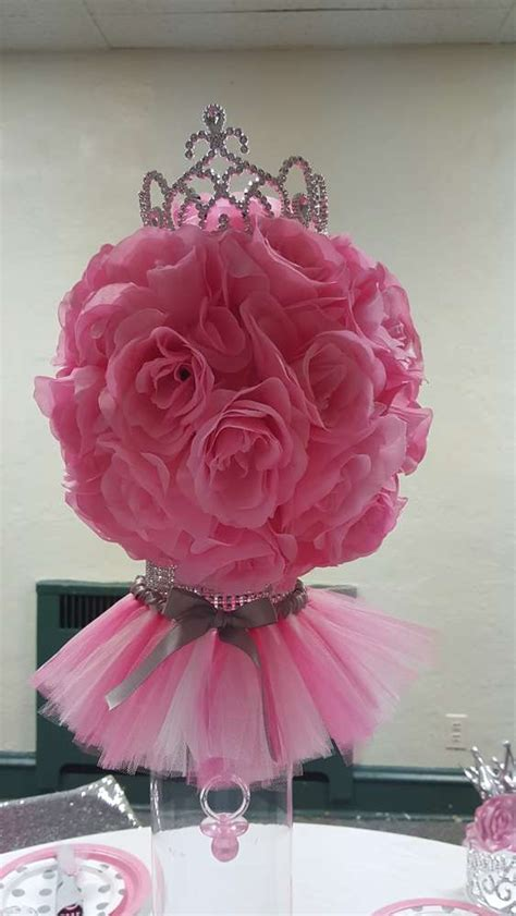 tutus  tiaras baby shower party ideas photo    catch  party