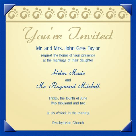 free electronic wedding invitations templates electronic invitation template invitation templates