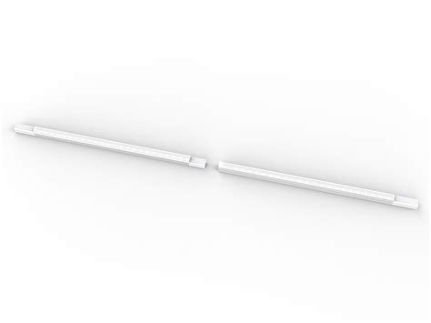 cabinet linear lighting 8 inch 1 6w led linear cabinet lighting upshine lighting