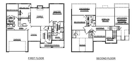 augusta floor plan the augusta floor plan smithbilt homes