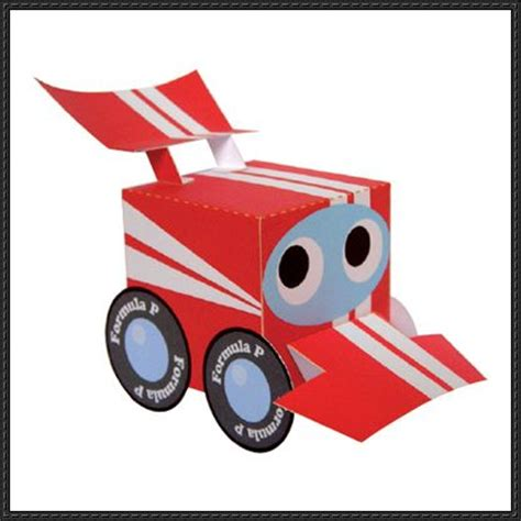 Paper Car Craft - the world s catalog of ideas