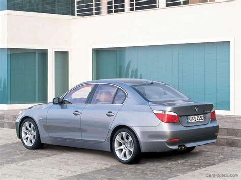 2004 bmw 530i mpg 2004 bmw 5 series sedan specifications pictures prices