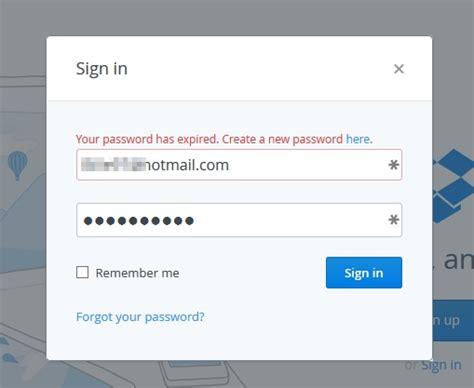 dropbox tidak bisa sinkron ganti password kamu 7 juta akun dropbox dihack dan