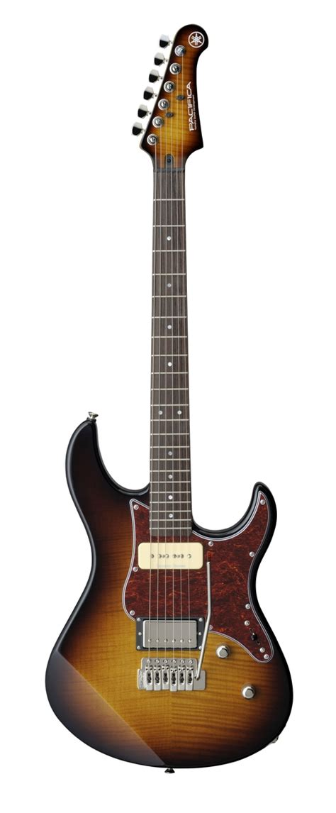 Yamaha Electric Guitar Pacifica Pac212vfm Pac 212 Vfm Pac 212vfm Yamaha Pacifica Series Pac212vfm Electric Guitar Caramel