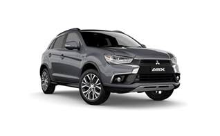 Suv Mitsubishi Asx Mitsubishi Asx Compact Small Suv Built For The City