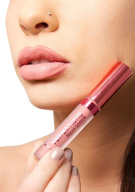 la splash irresistible velvet matte liquid lipstick